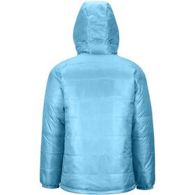 Marmot West Rib Parka Aislante Hombre, azul